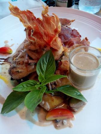 Koh Phangan Santorini Restaurant: Restaurant Koh Phangan