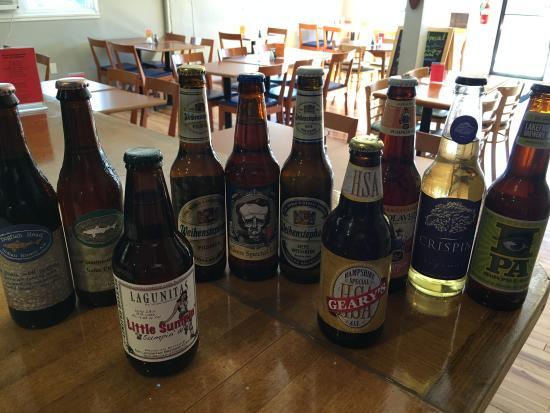 Fishnet: Craft Beers