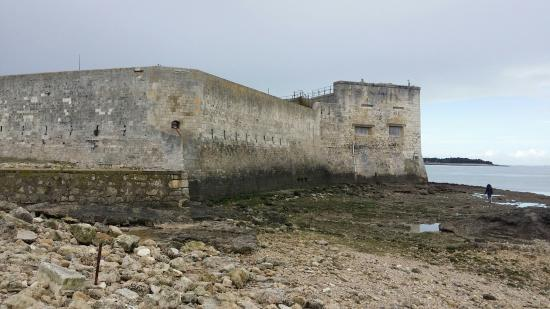 Fouras, France : Fort Enet