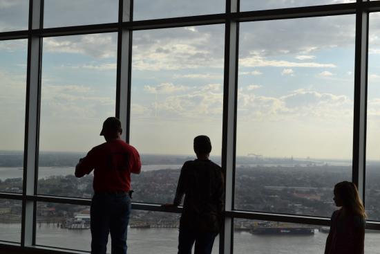 41st floor meeting room - Picture of New Orleans Marriott, New ...