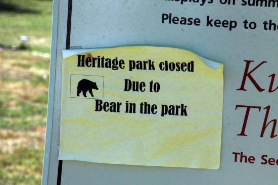 Secwepemc Museum & Heritage Park : Spannend