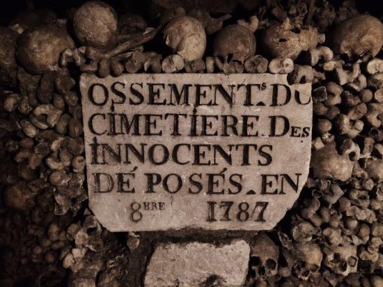 París, Francia: Paris Catacombs