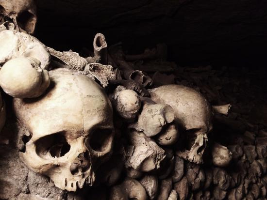París, Francia: Paris Catacombs