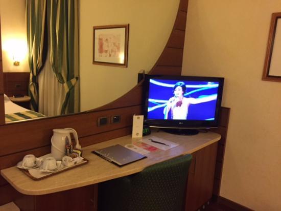 BEST WESTERN Hotel Mirage: camera deliziosa doppia uso/singola