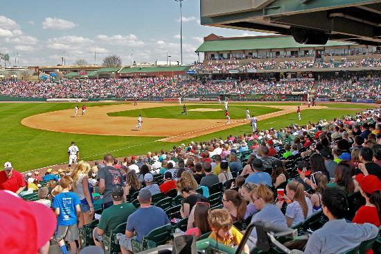 Louisville Slugger Field Picture Of Louisville Slugger