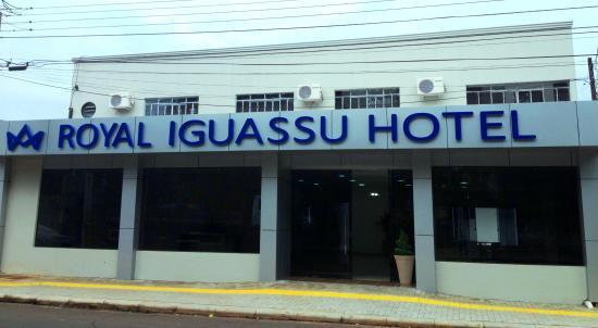 Royal Iguassu Hotel: Fachada