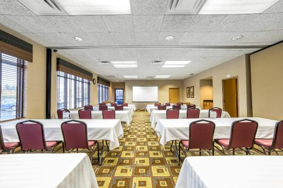 Quality Inn & Suites Casper: Meeting room