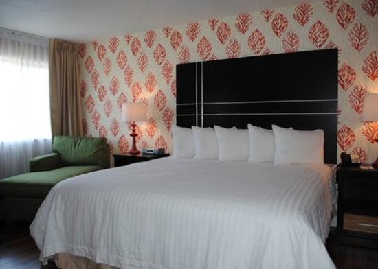Clarion Inn: guestroom