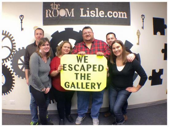 Escape Room Bartlett