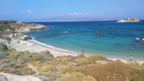 Mikri Vigla Beach