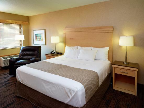 LivINN Hotel Cincinnati North / Sharonville: King Room