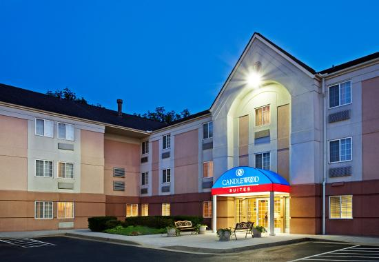 Candlewood Suites Knoxville照片