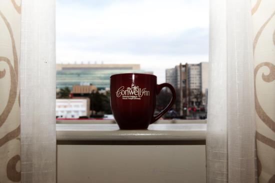 Conwell Inn: Set in the Heart of Temple's Campus (View from 204)