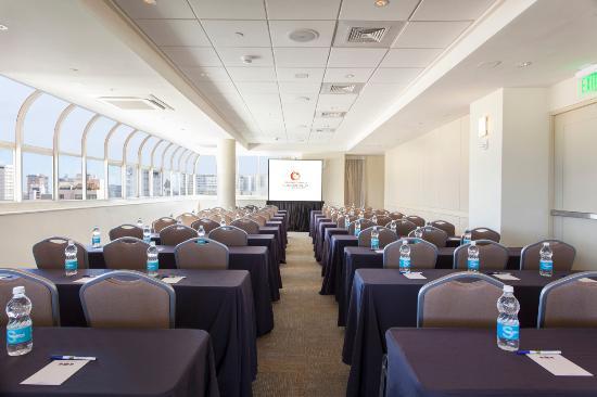 BEST WESTERN PLUS Condado Palm Inn & Suites: Meeting room