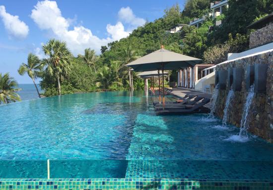 Conrad Koh Samui Hotel S Infinity Pool