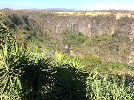 Vista Canyon Inn: Views of canyon