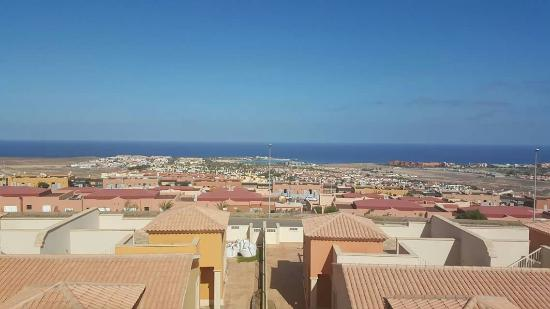 Villas Castillo: the view from room 21