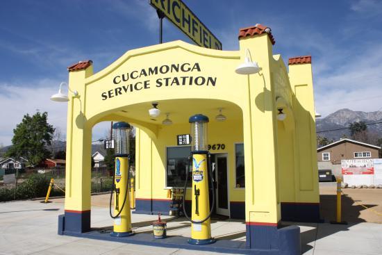 Rancho Cucamonga Service Station