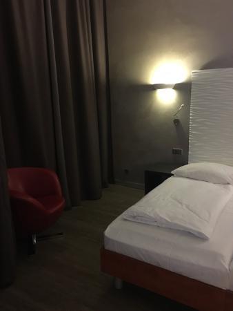 Hotel Artim: Design optisch gut Qualität der Materialien eher Durchschnitt
