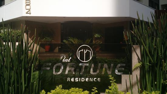 Fortune Residence & Executive Service: fachada
