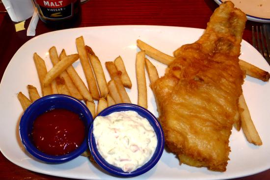 fish and chips picture of red lobster salisbury