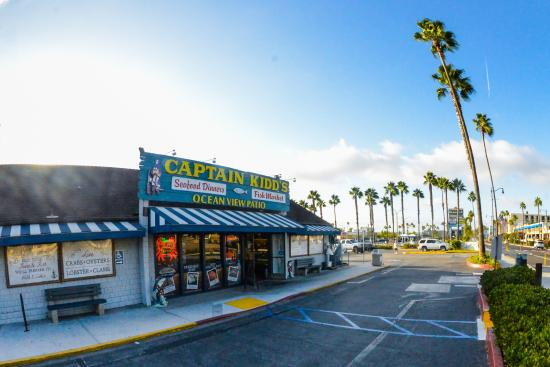 With the bean review of captain kidds fish market for Redondo beach fish market