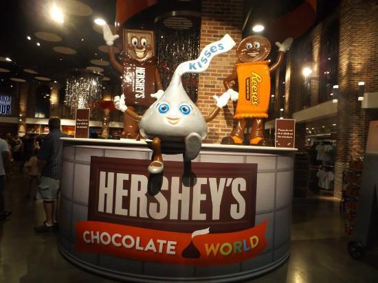 hershey world picture of hershey s chocolate world hershey rh tripadvisor com