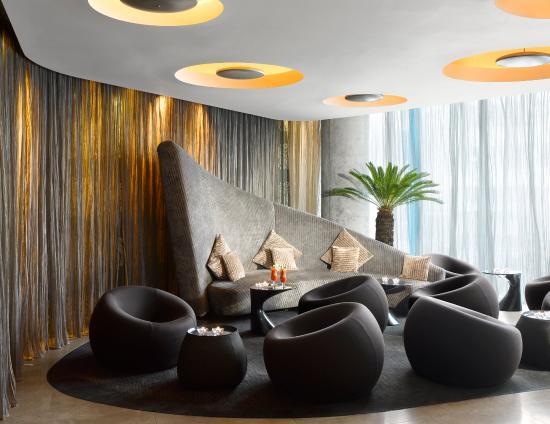 Radisson Blu Hotel, Birmingham: RD BHXZH Felini bar