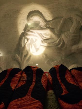 Ein anderes Schlafzimmer - die Kunst war so vielseitig ...