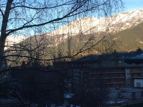 Hotel Stella Alpina : View from the annex