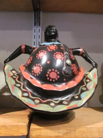 Tubac, Αριζόνα: What a beloved figurine!