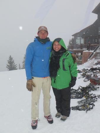 Aspen Center for Environmental Studies: Chris & Lupita