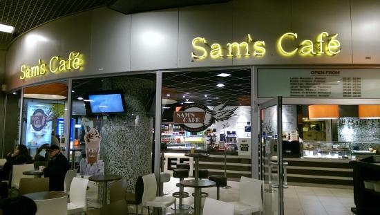 Sam's Café Gare du Midi