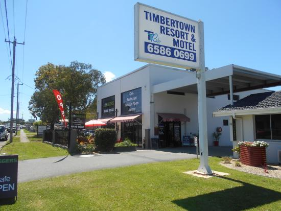 Timbertown Resort & Motel