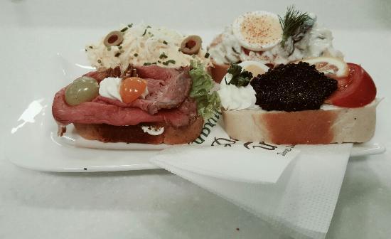 Duran Sandwiches: irresistibili