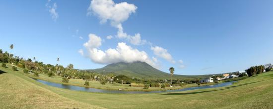 Landscape - Four Seasons Resort Nevis, West Indies Photo