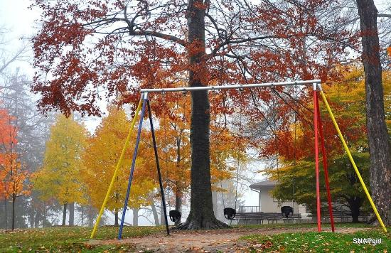 Stratford, Canadá: This is a fall shot, October 2015