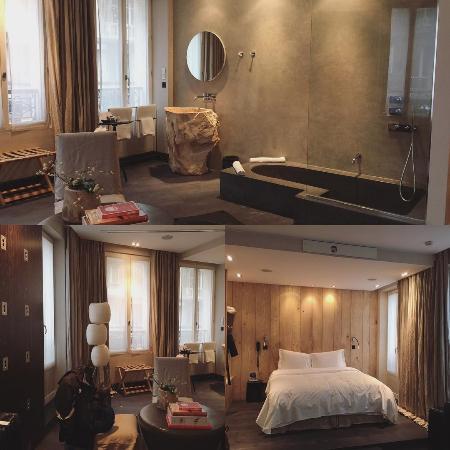 exception suite room 108 picture of hidden hotel paris tripadvisor rh tripadvisor com