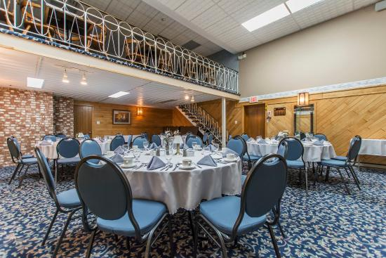 Quality Inn: Banquet room