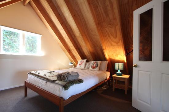 Fern Lodge: Chalet bedroom