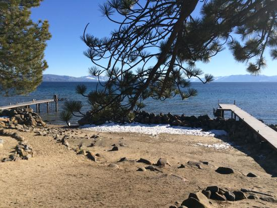 view from the deck picture of red wolf lakeside lodge tahoe vista rh tripadvisor com