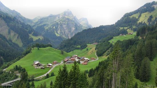 Bodensee: Oostenrijk Voralberg