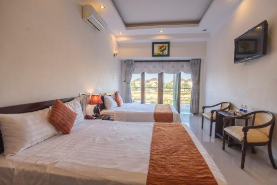 Dreams Hotel Danang: Twin bed rooms