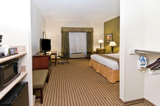 Holiday Inn Express Hotel & Suites Biloxi- Ocean Springs: King Bed Guest Room