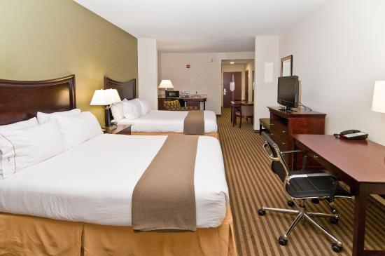 Holiday Inn Express Hotel & Suites Biloxi- Ocean Springs: Suite