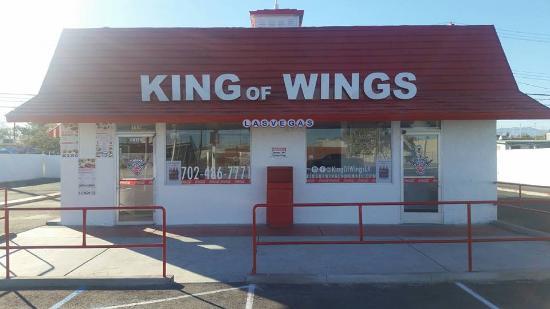 King of Wings Las Vegas