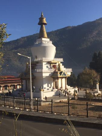 Tashi Yoedling: Chorten Memorial
