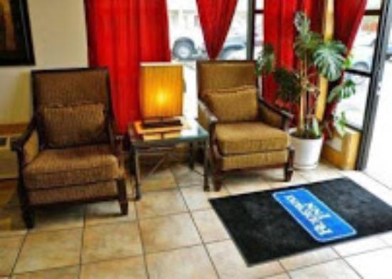 Rodeway Inn Billings: ENTERANCE