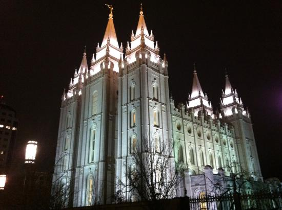 Size Of Temple Square In Salt Lake City