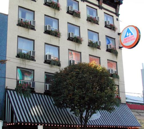 Hostelling International Vancouver Central: HI-Vancouver Central hostel